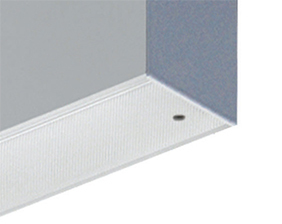 Ceiling and suspended LED luminaire – separate / coupling in lines (dimensional options 1.2 m/1.5 m)