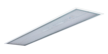 Recessed luminaires IP65 - universal mounting