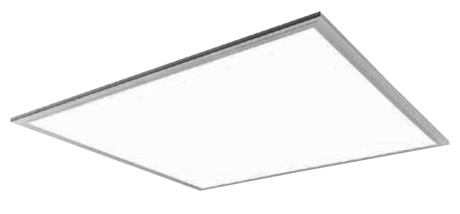 Recessed LED luminaires – mounting into ceiling modules M600