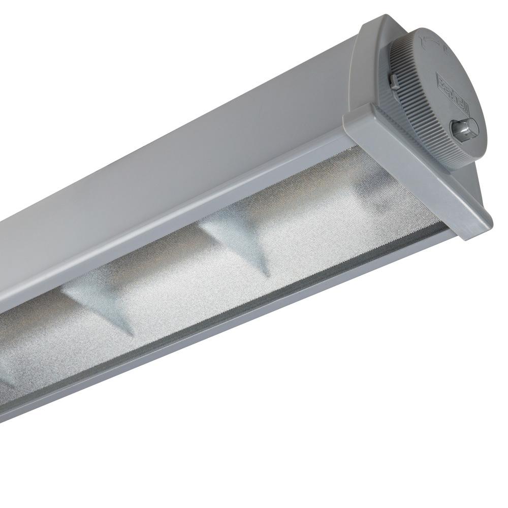 illuminazione industriale: acciaio eco led