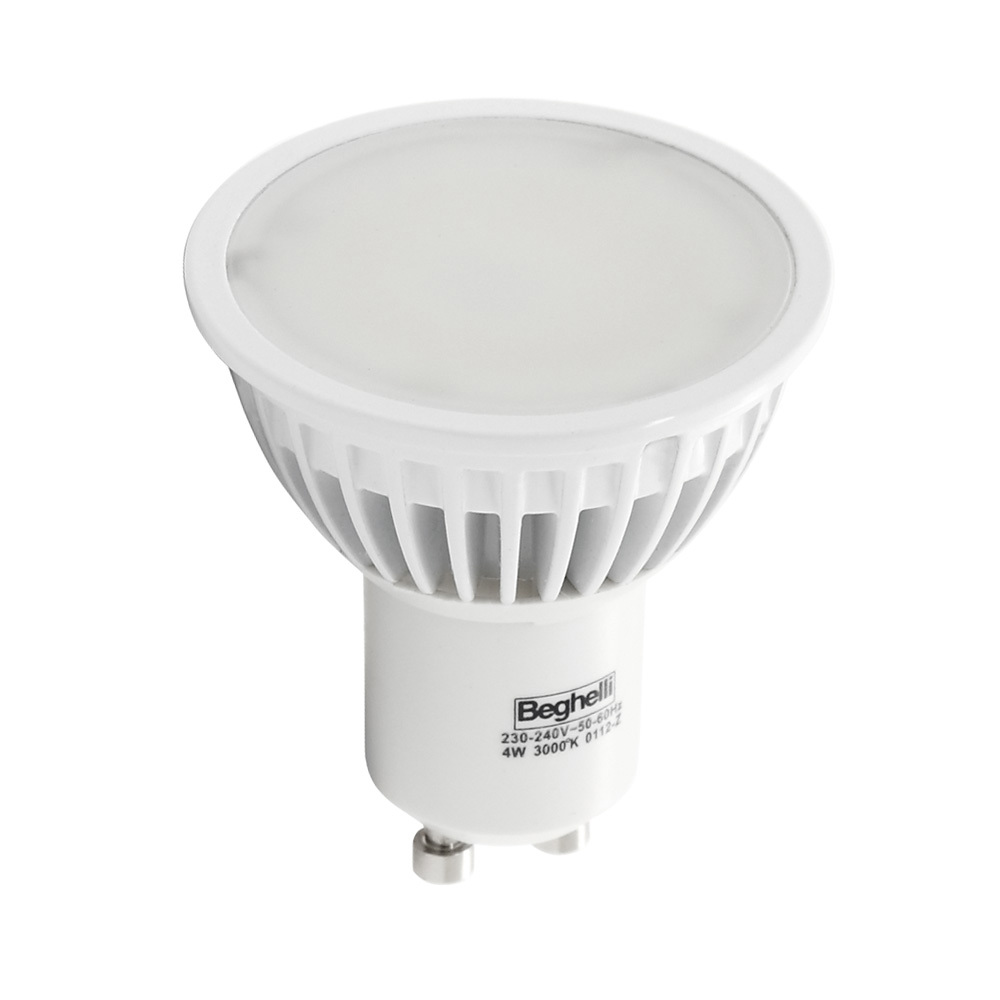 Lampadine led gu10 95 dimmerabile for Lampadine led 3 volt