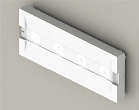 Tecnologia LED, ad elevata resistenza: prestazioni al top, ingombri ridotti, più funzioni