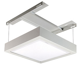 Plafoniere Da Controsoffitto A Led : Incasso paneled