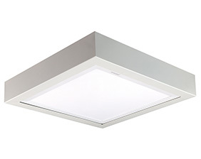 Plafoniera Led Con Emergenza Integrata : Incasso paneled