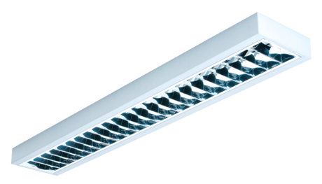 Ceiling and suspended luminaires - T5 fluorescent lamps - direct