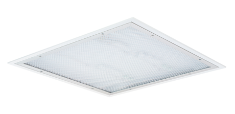 Recessed luminaires IP65 - ceiling systems M600 - inlay mounting