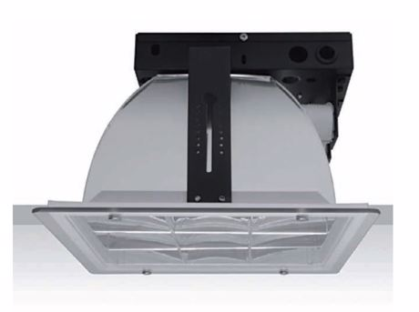 Rectangular recessed - downlights
