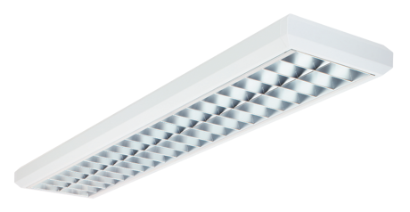 Ceiling and suspended luminaires - T5 lamps - direct - fit to lighting systems